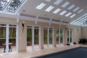 Skylights and sliding doors